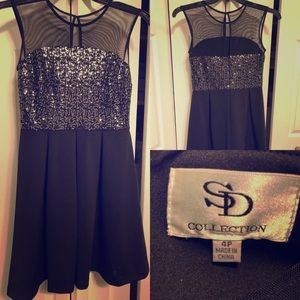 Dresses & Skirts - Black Party Dress 4P